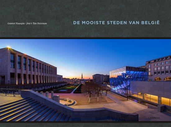 Mooiste steden van België