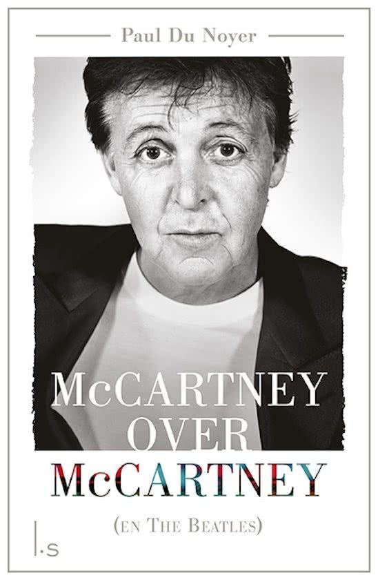 McCartney over McCartney+Beatles