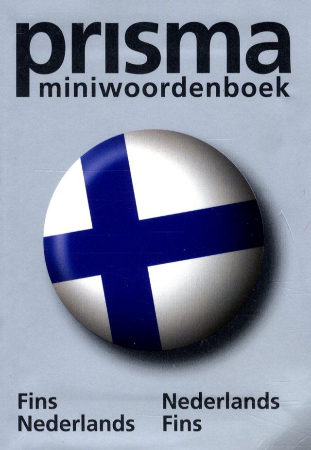 Prisma miniwoordenboek Fins-Nederl.