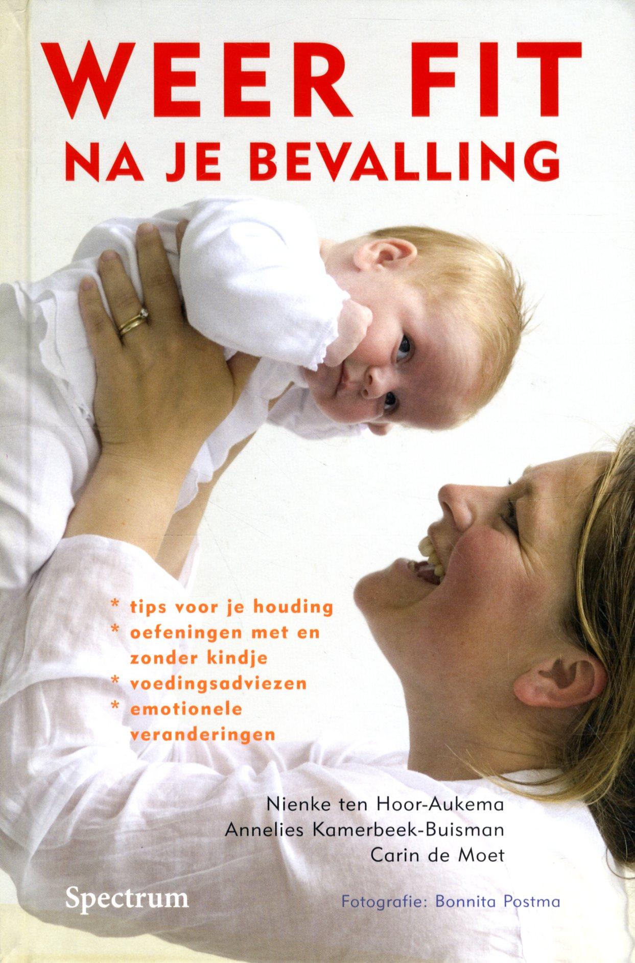Weer fit na je bevalling