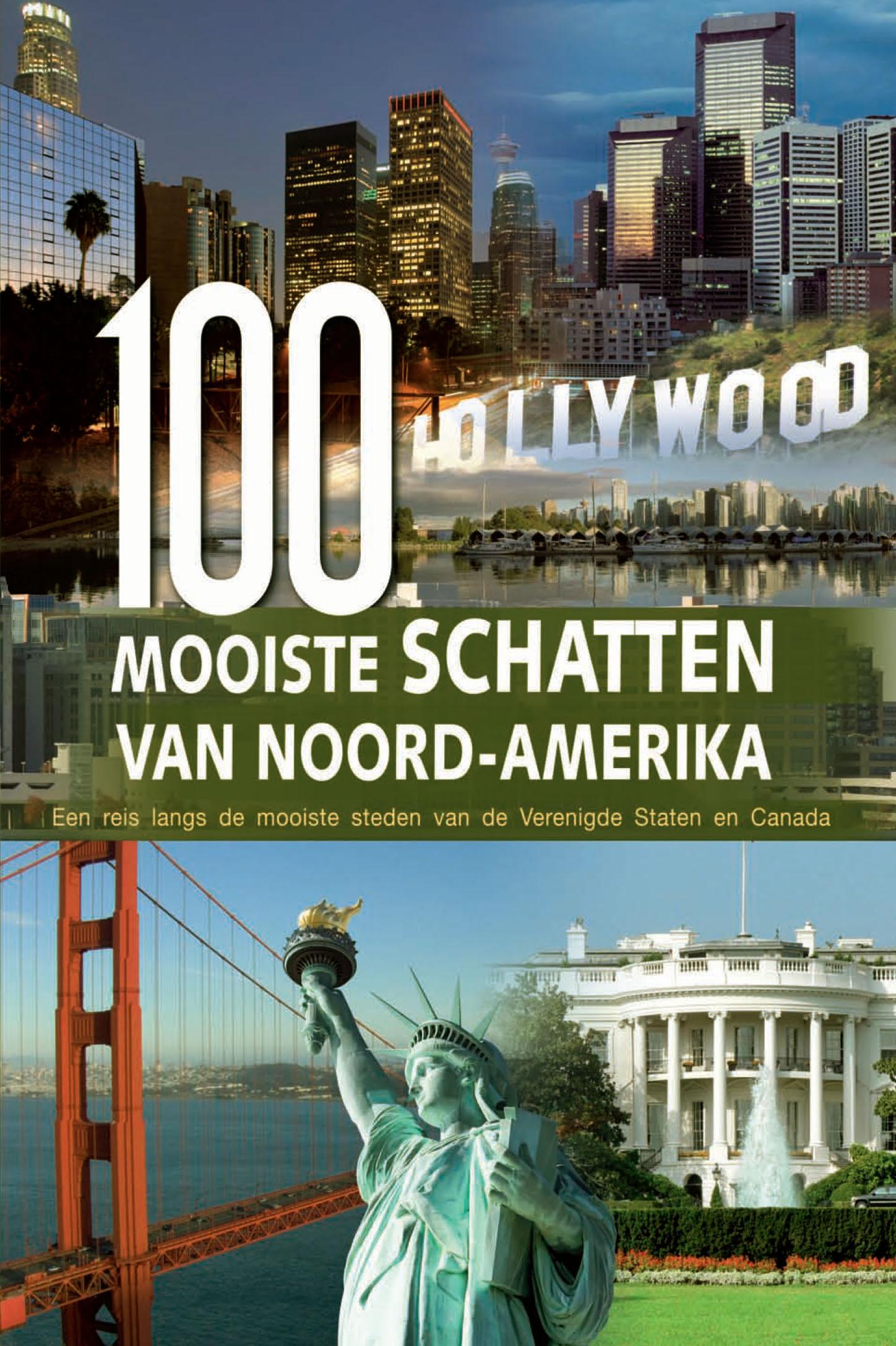 100 mooiste schatten v Nrd.Amerika