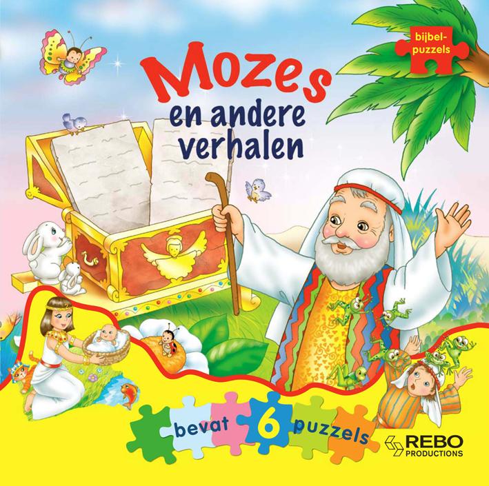 Mozes en andere verhalen puzzel