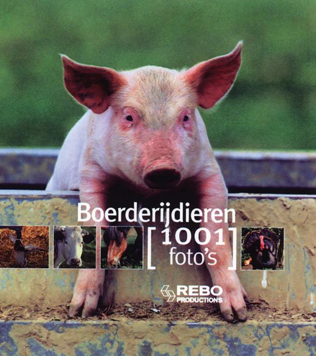 1001 foto's Boerderijdieren