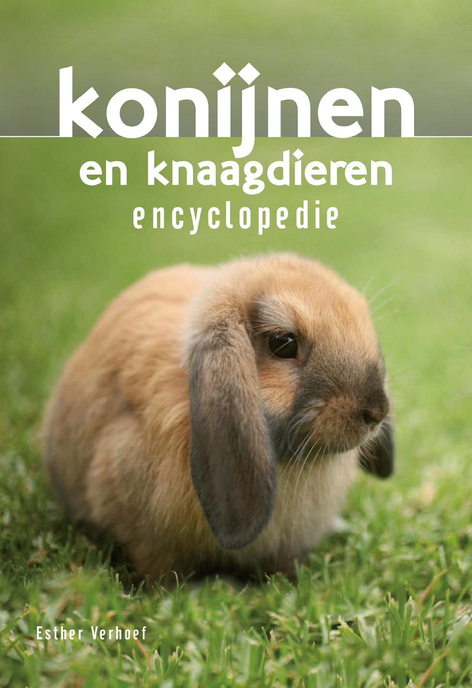 Konijnen En Knaagdieren Encyclopedi