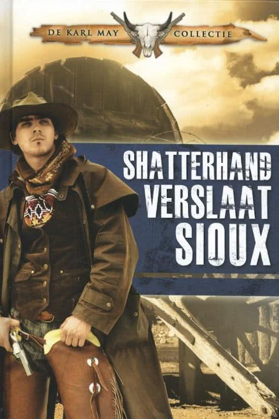 Shatterhand Verslaat Sioux - Karl M