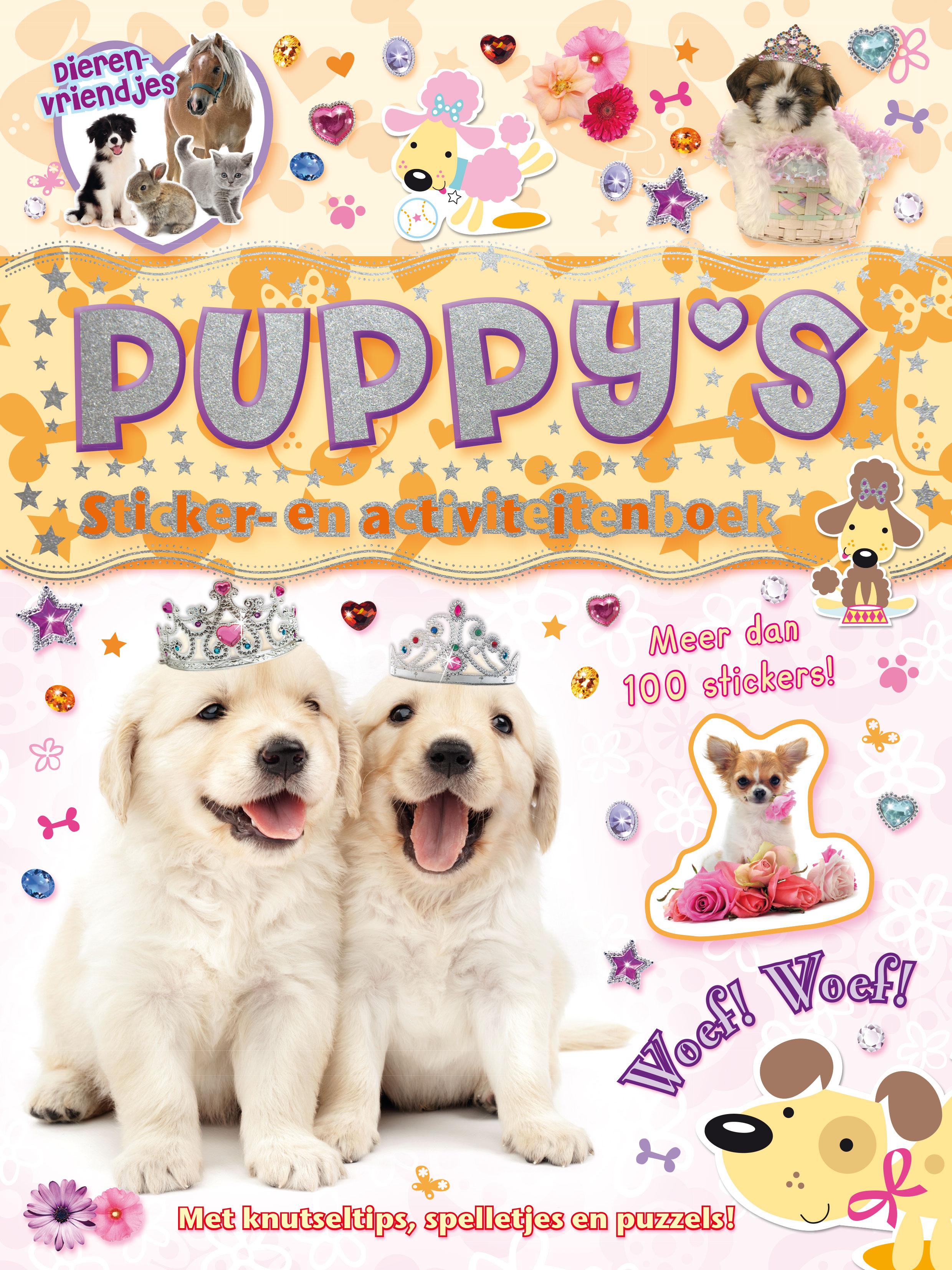Puppy's - Dierenvriendjes