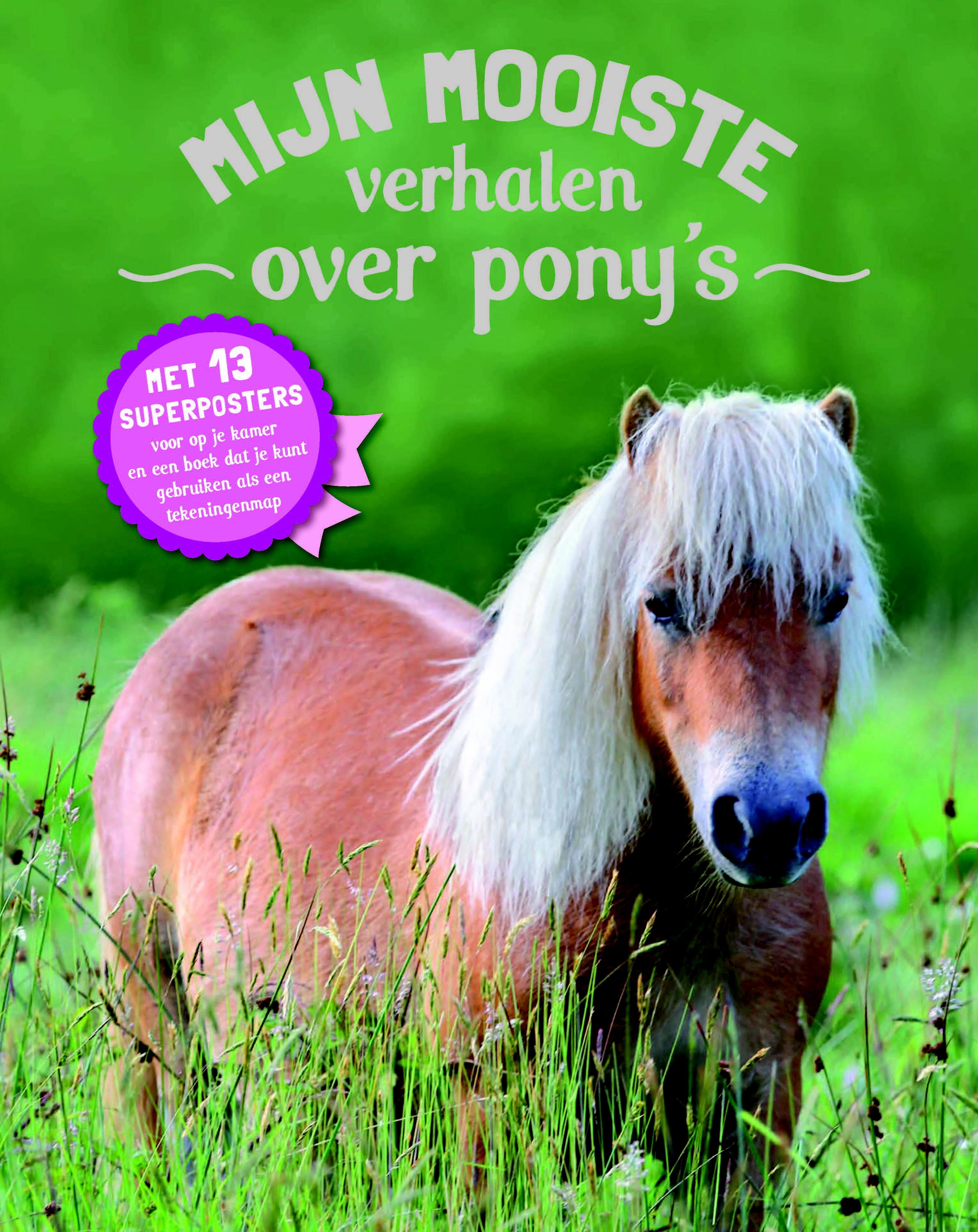 Mijn verhalen over pony's