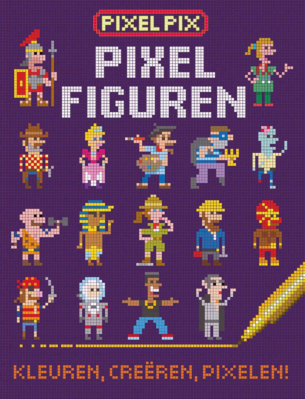 Pixel Pix Figuren