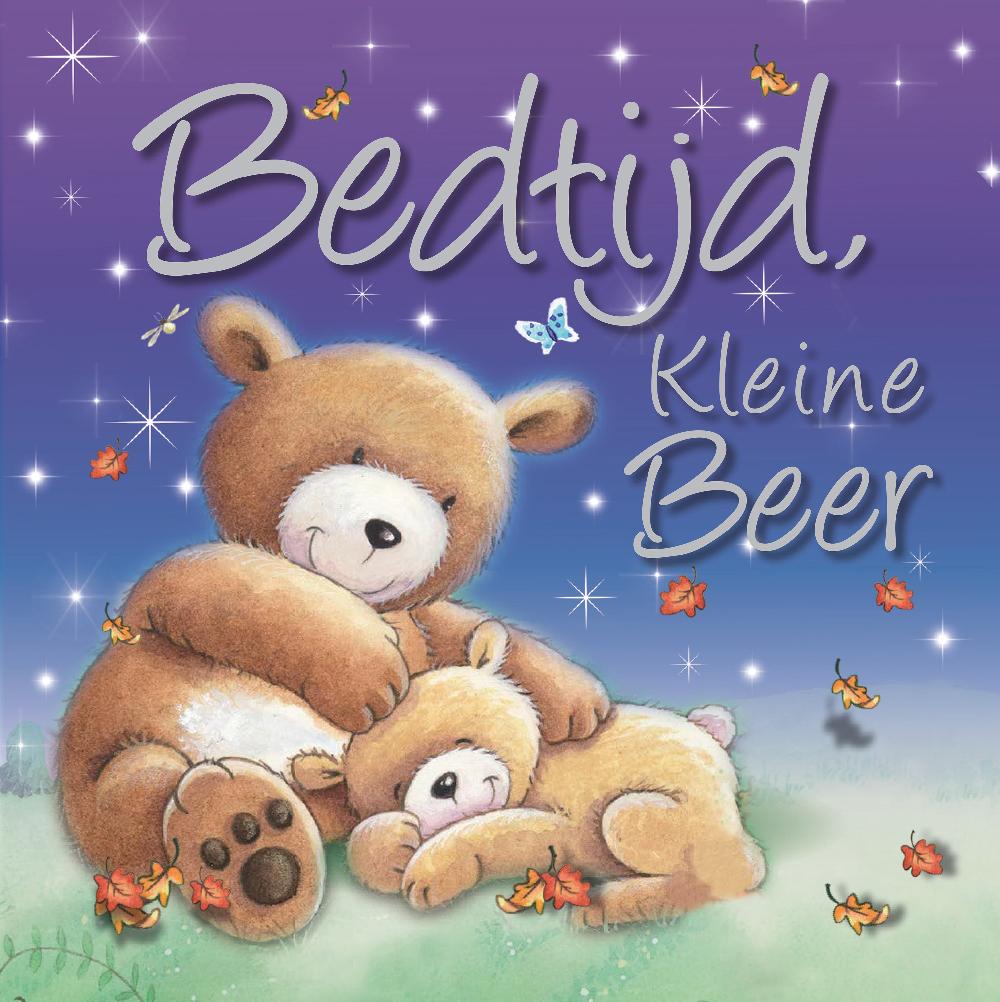 Bedtijd kleine beer