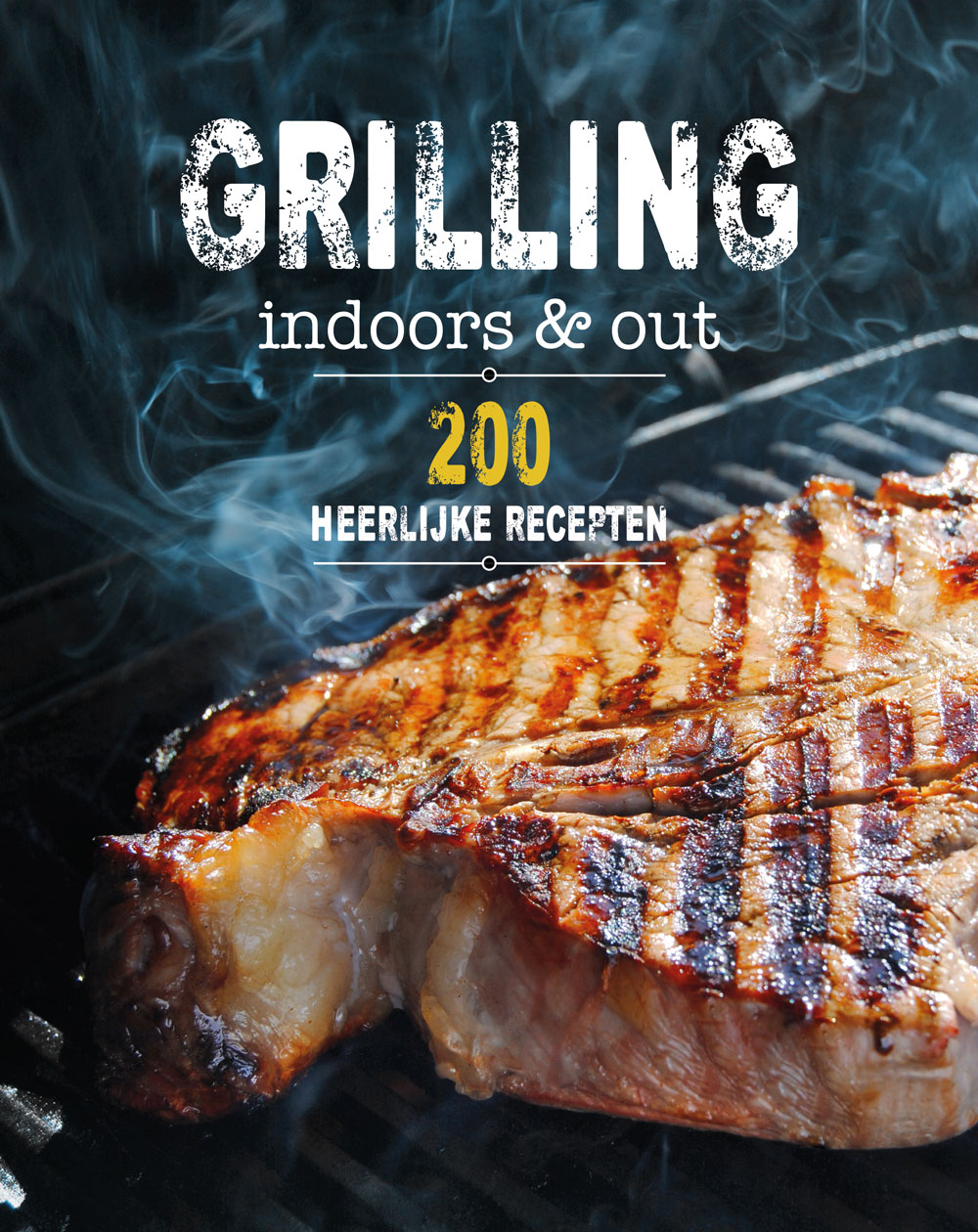 Grilling - indoors & out - 200 rec.