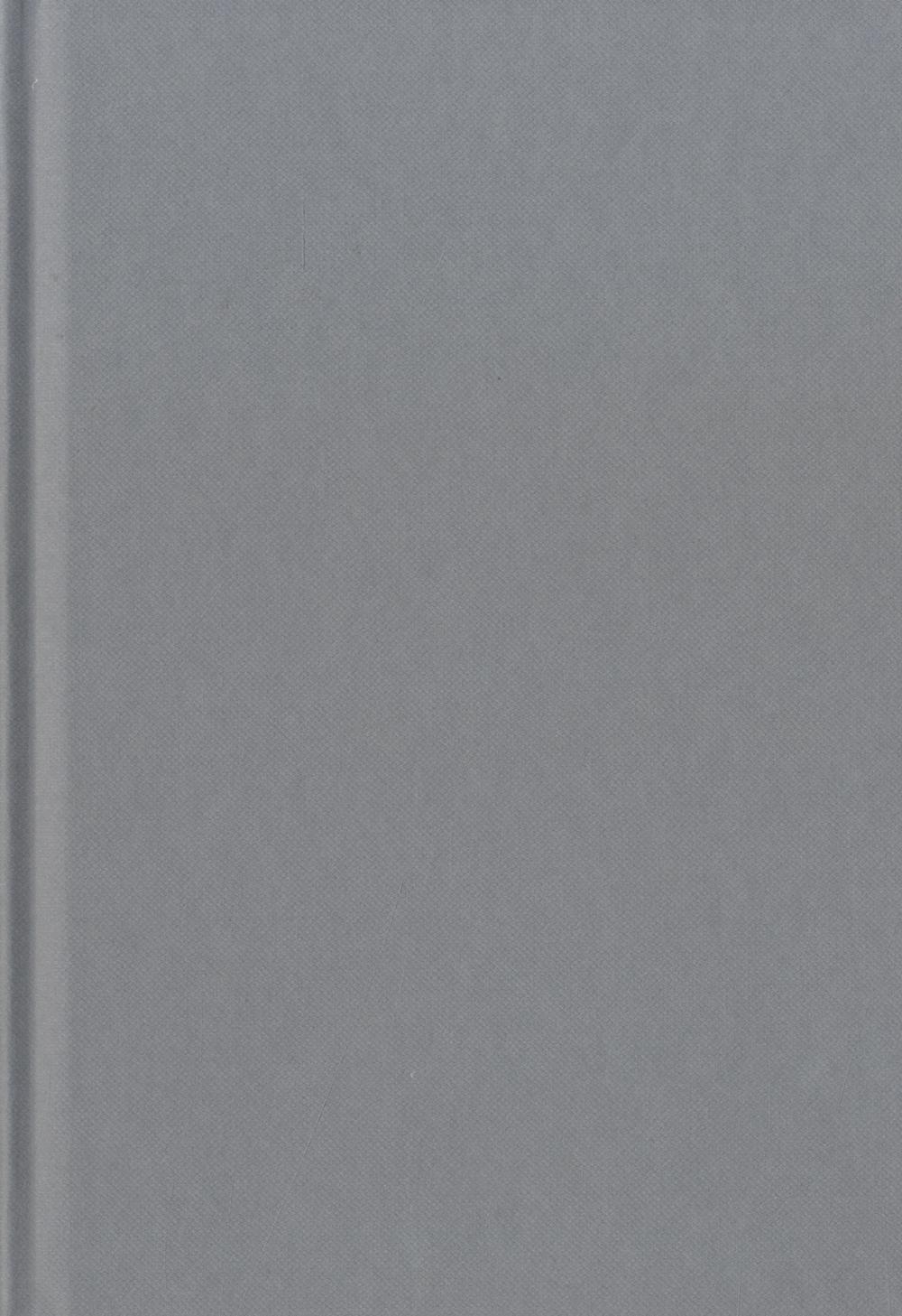 Blanco boek A4 Grijs