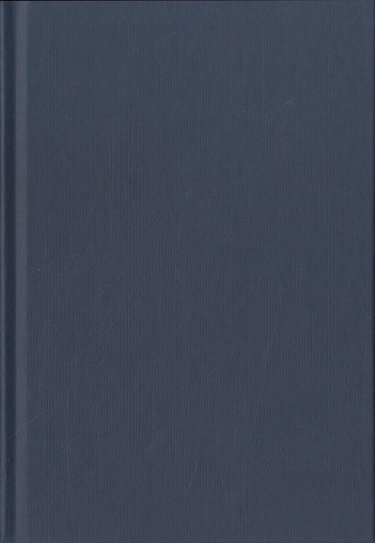 Blanco boek A5 Blauw