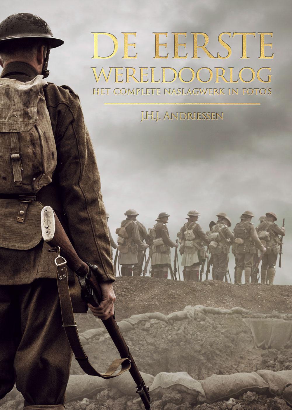 Eerste Wereldoorlog-gold edition