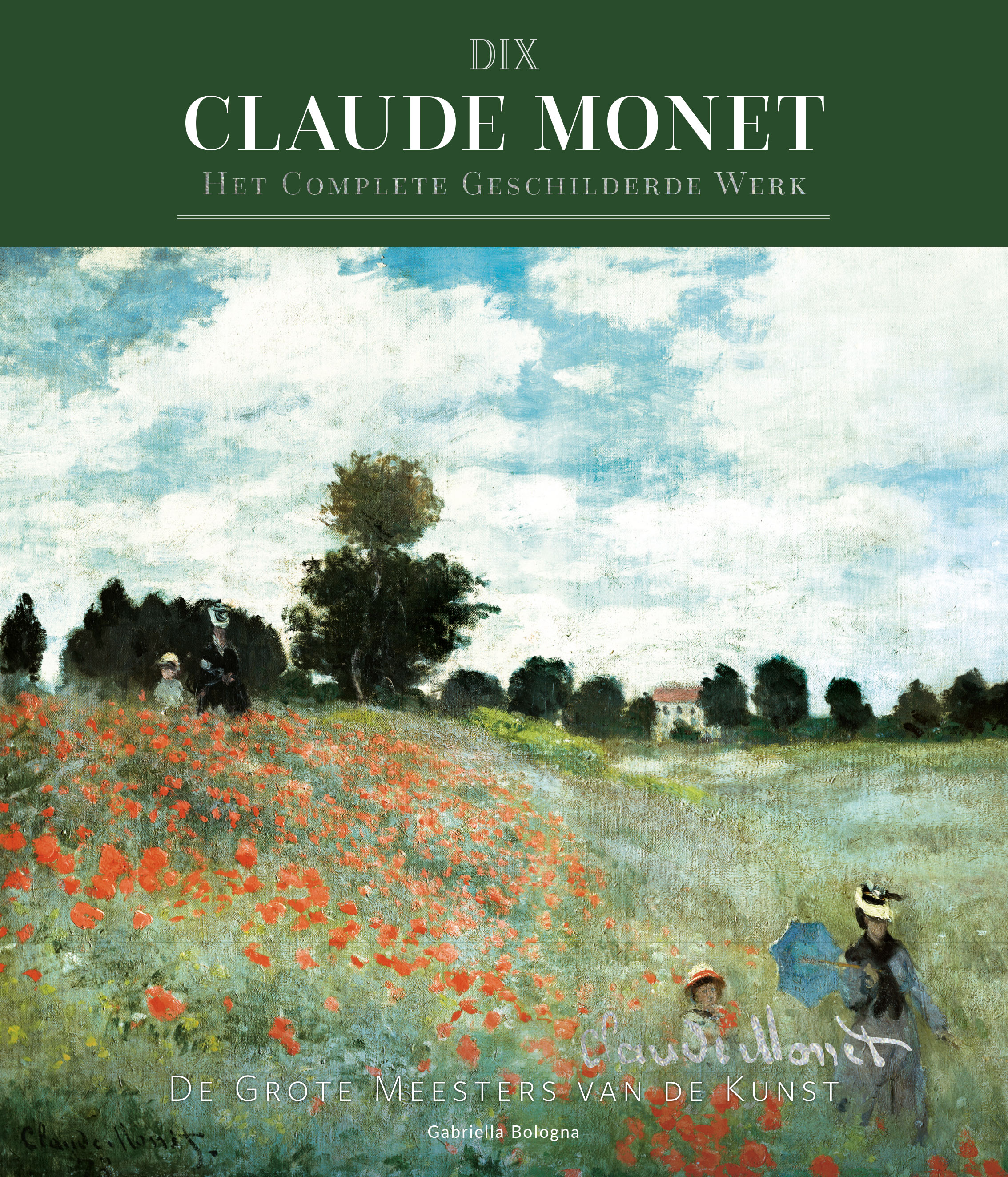 Claude Monet - DIX