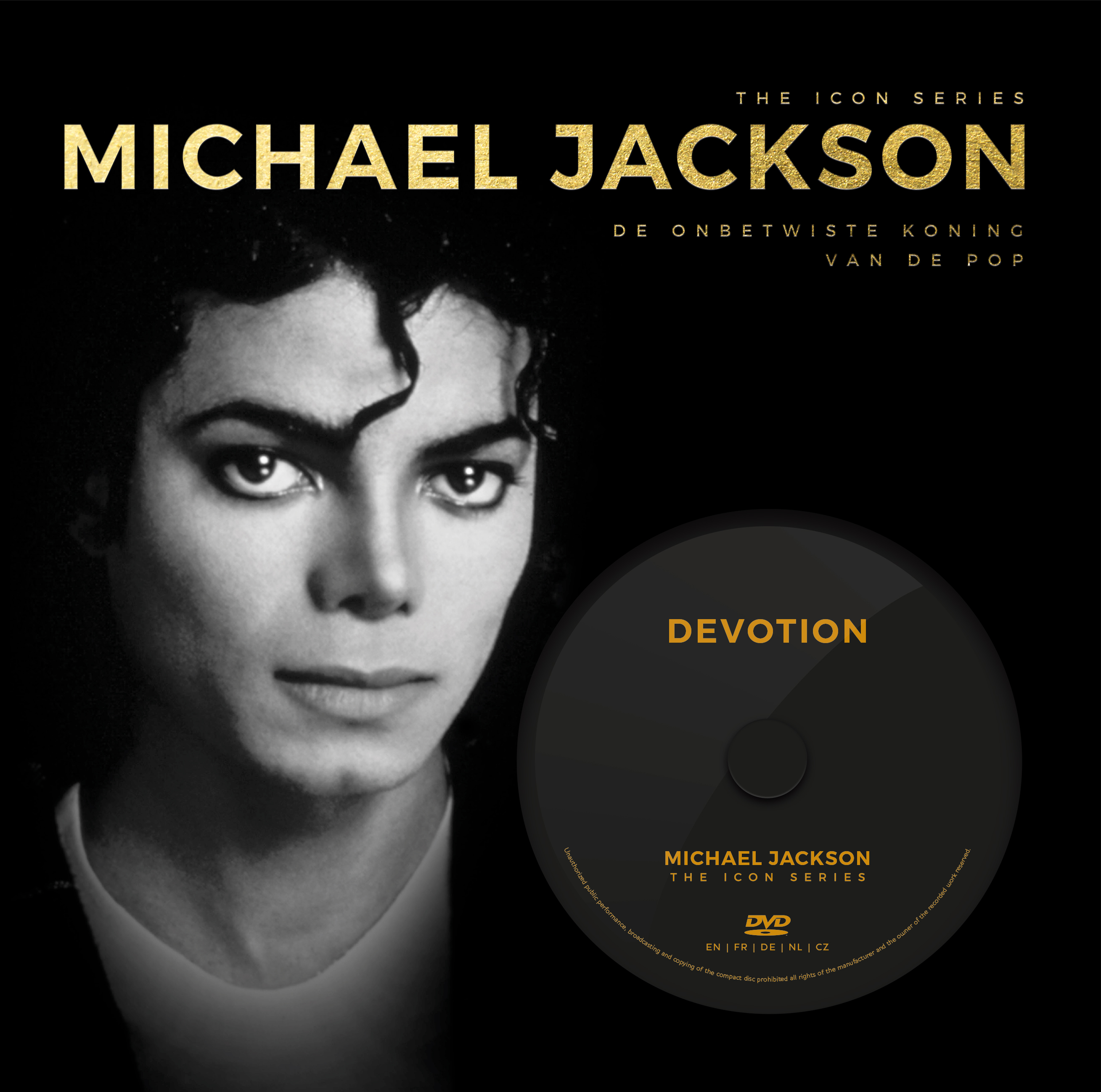 Michael Jackson-The Icon Series+DVD