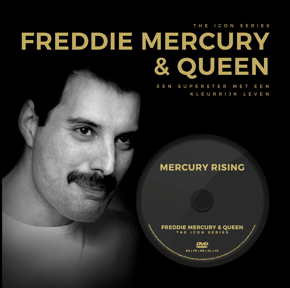 Freddie Mercury&Queen-The Icon+DVD