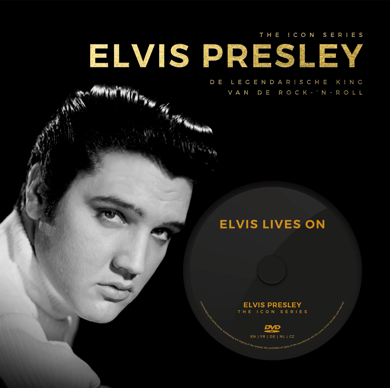 Elvis Presley-The Icon Series + DVD