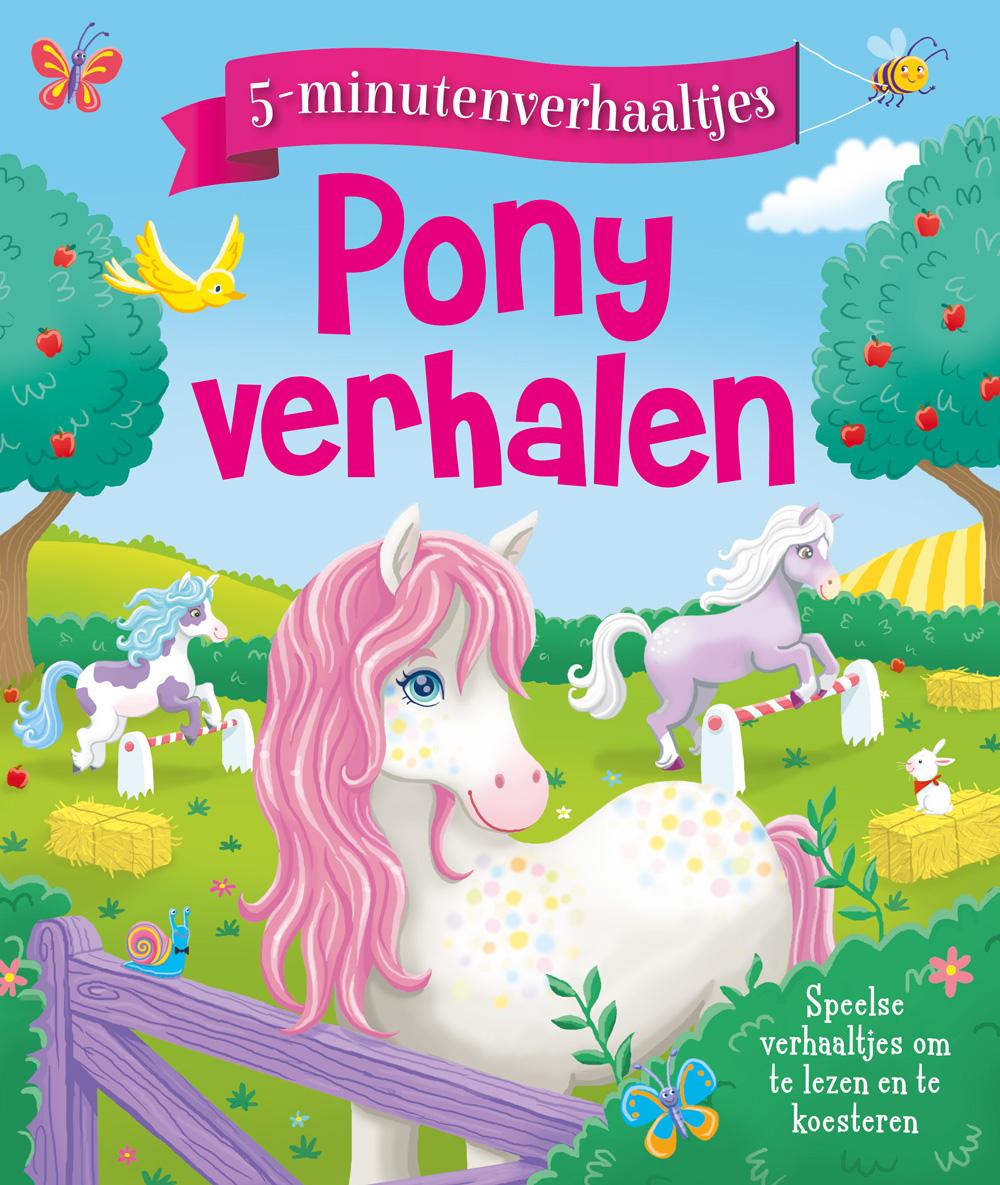 Ponyverhalen - 5 minutenverhaaltjes