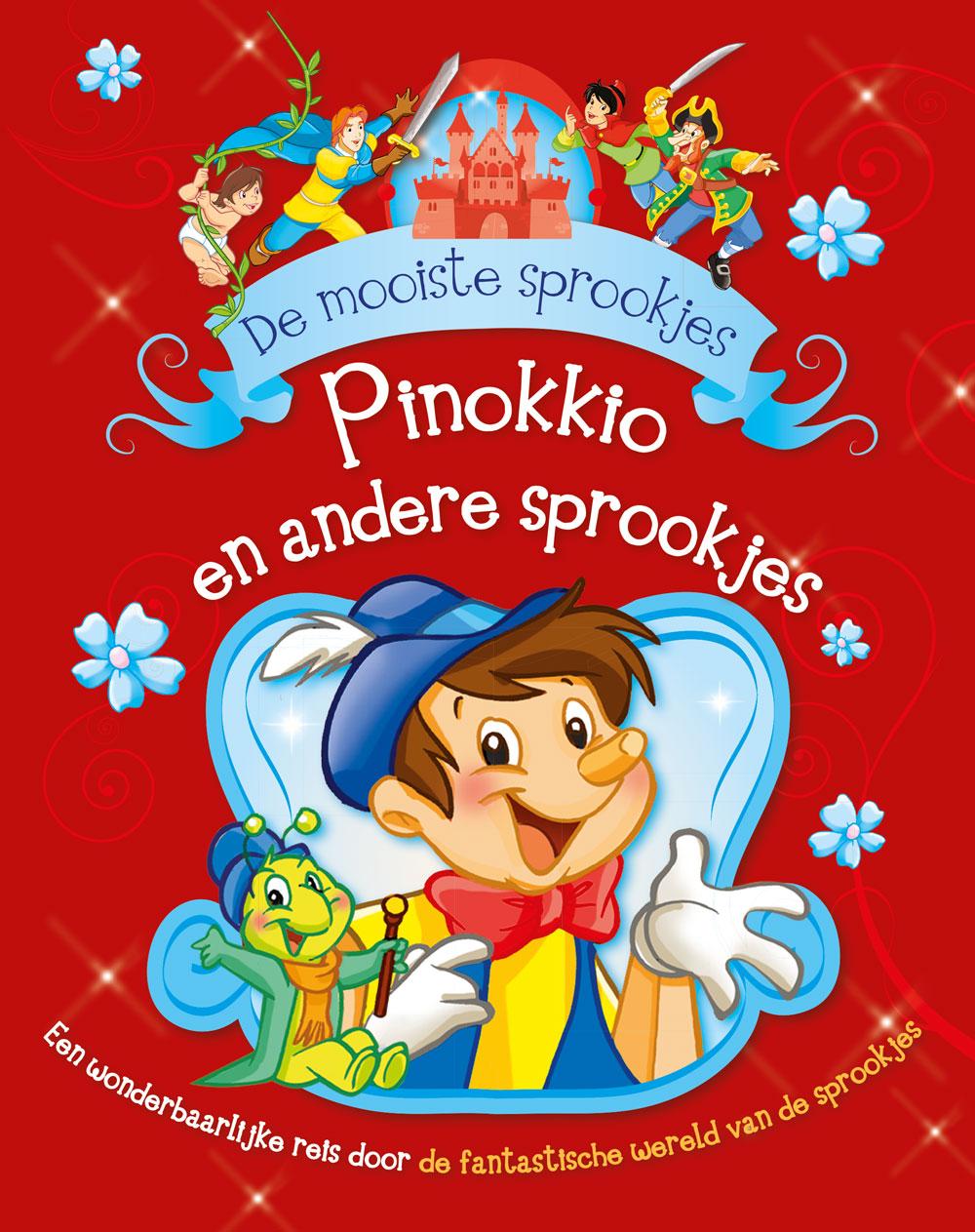 Mooiste sprookjes Pinokkio e.a.