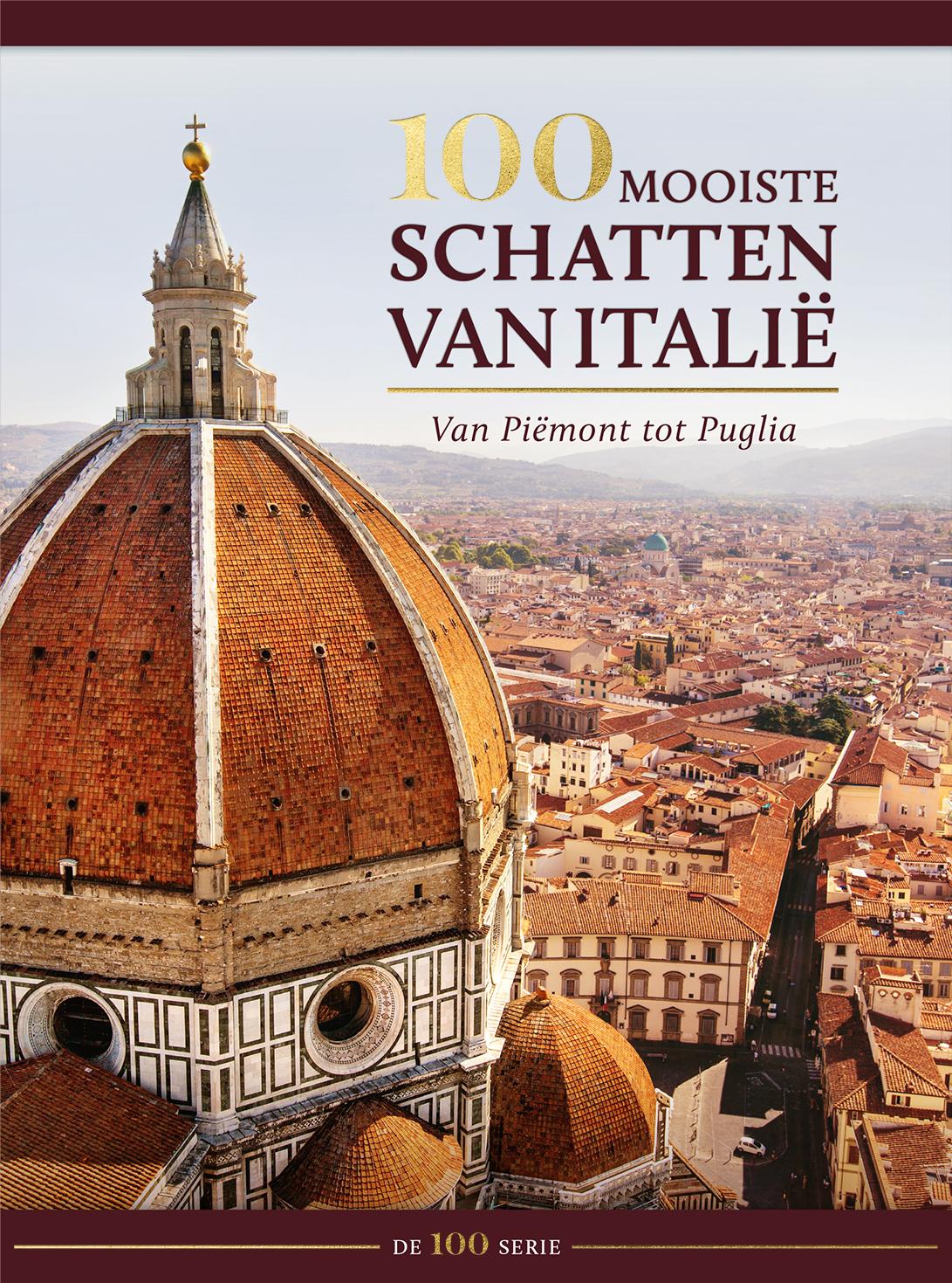100 Mooiste schatten van Italië
