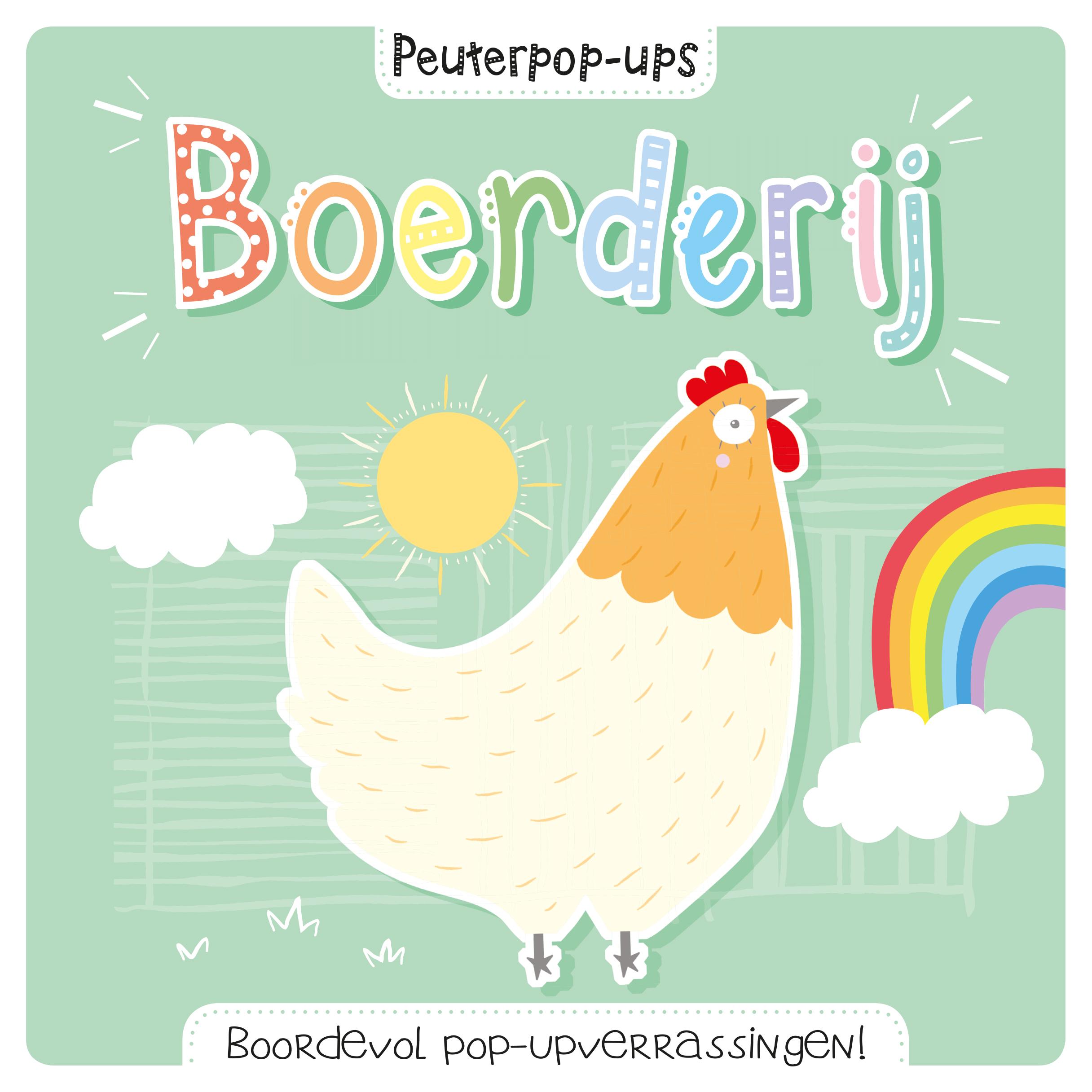 Boerderij - peuterpop-ups
