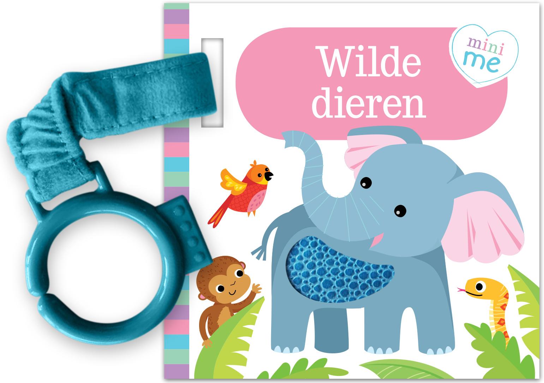 Wilde dieren buggyboekje - mini me