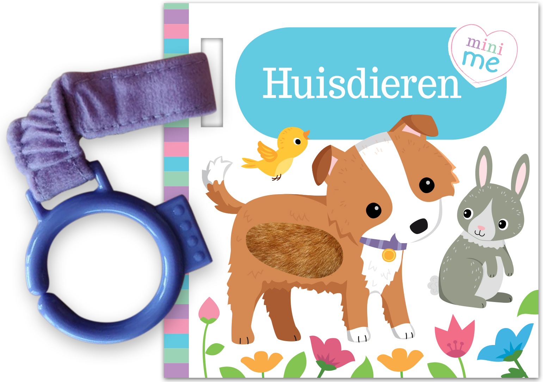 Huisdieren - Buggyboekjes