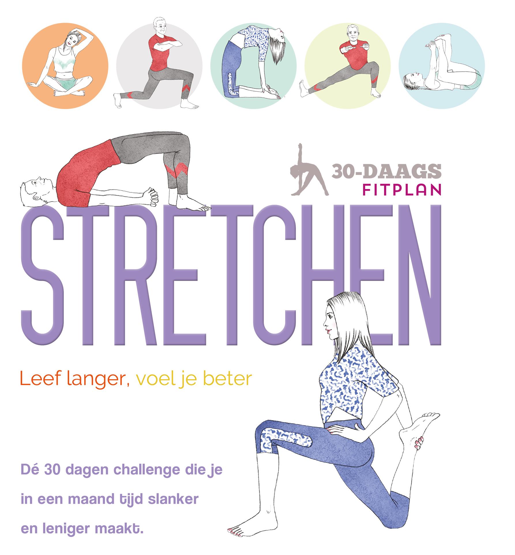 Stretchen - Fit in 30 dagen