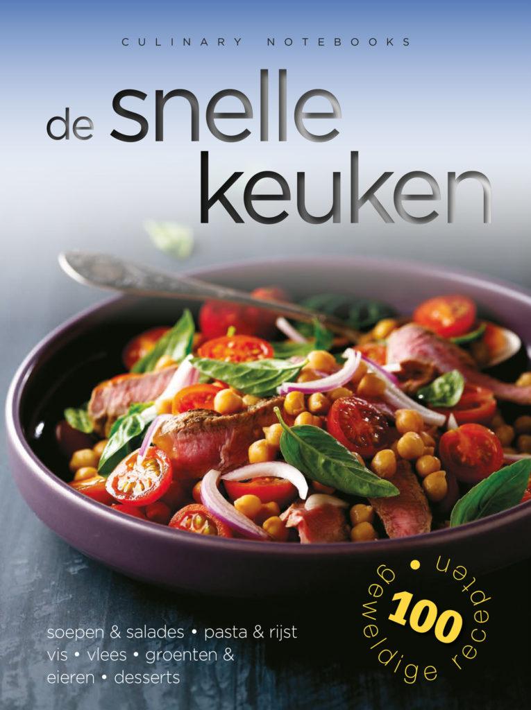Culinary notebooks De snelle keuken