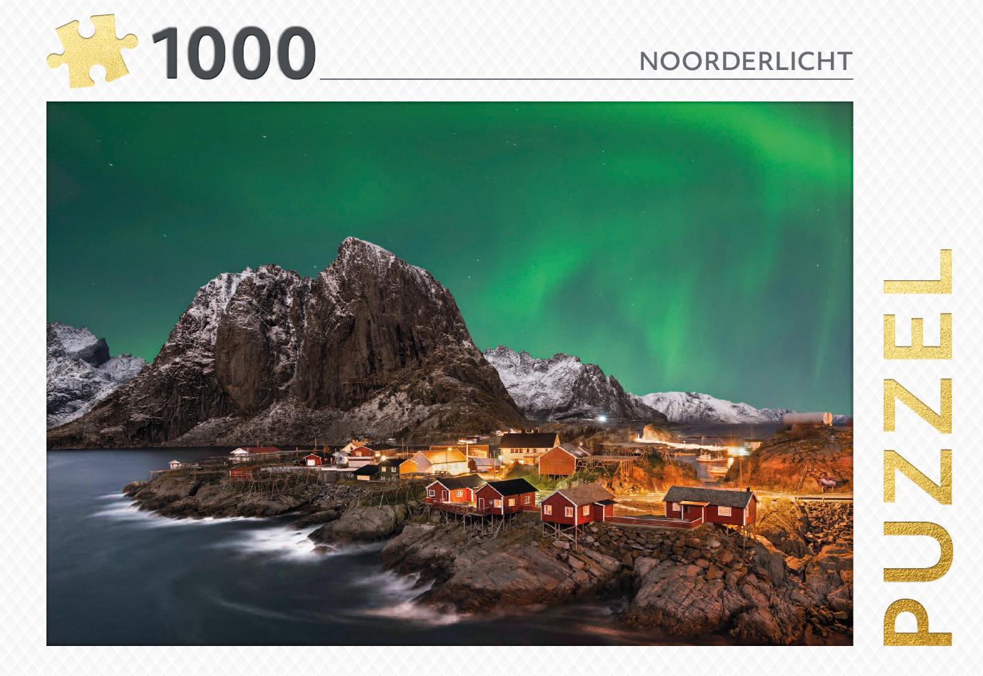 Noorderlicht - puzzel 1000 st