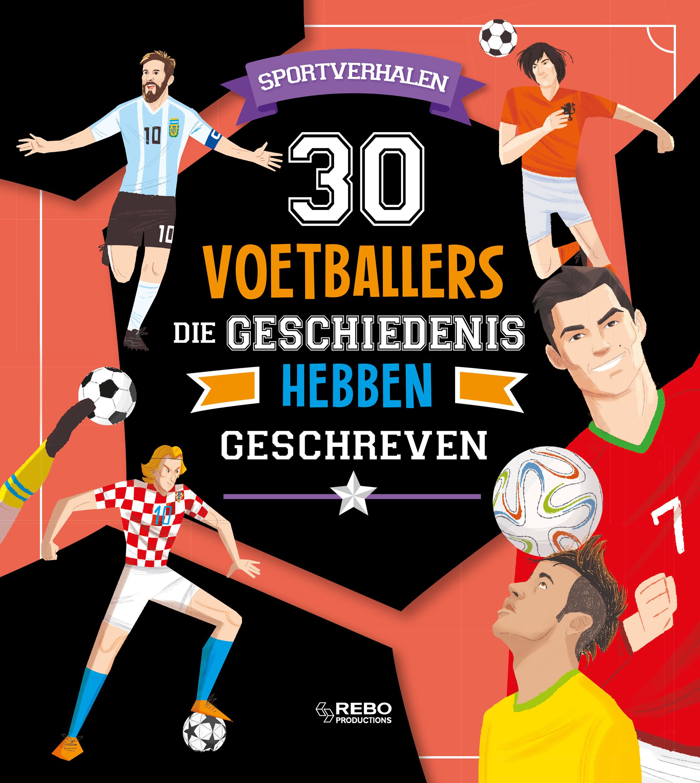 30 voetballers die geschiedenis