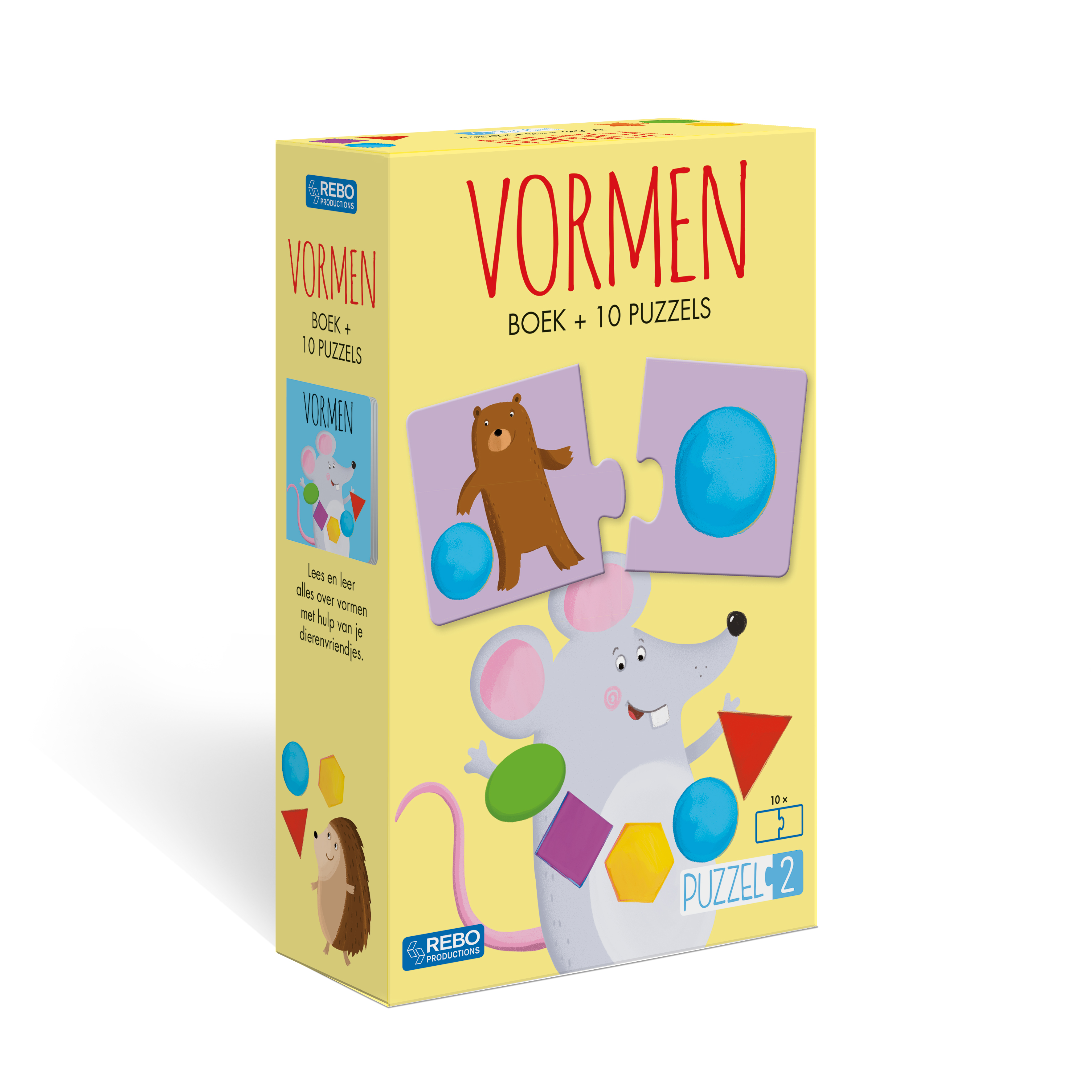 Vormen - Puzzel2