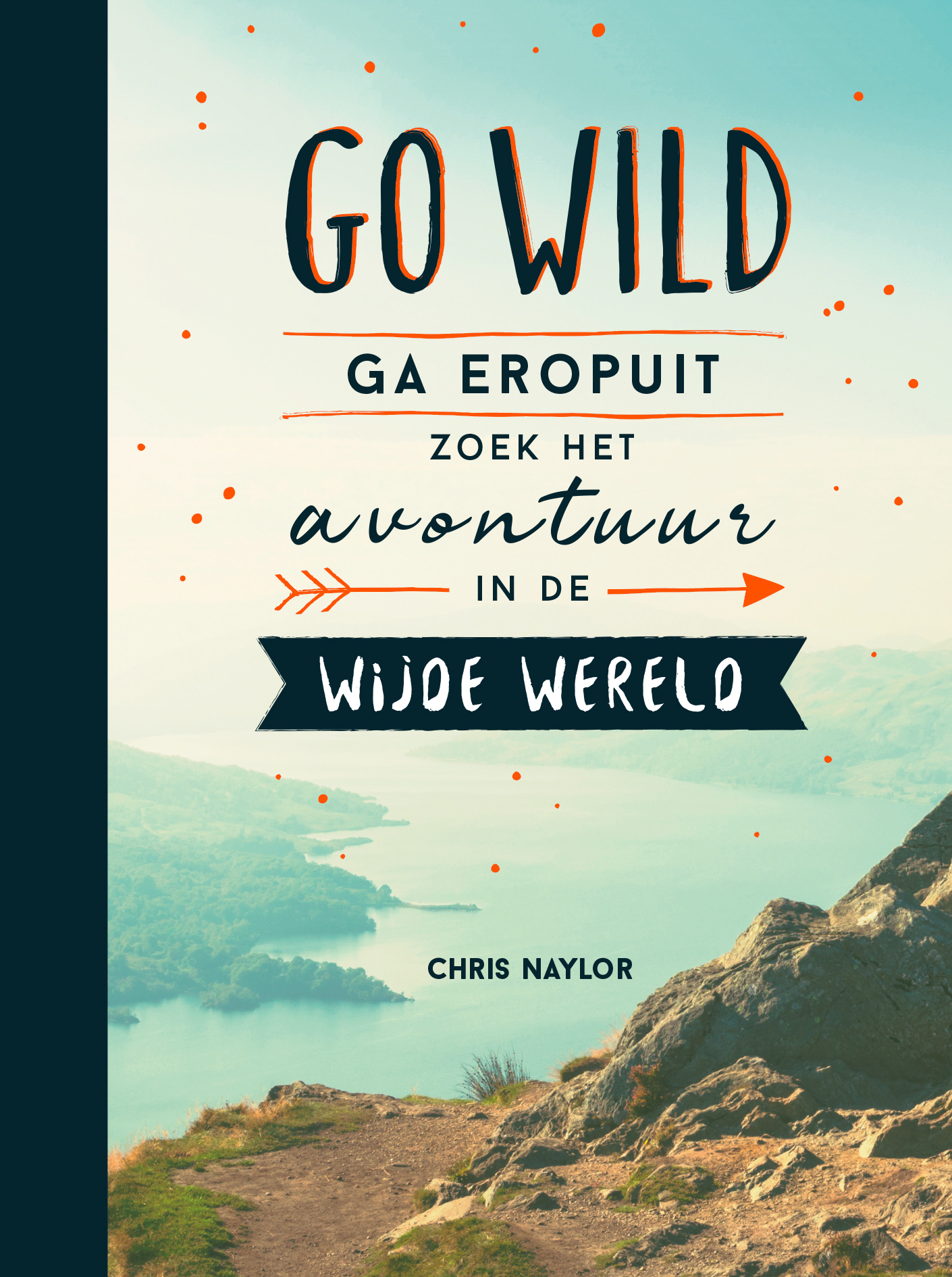 Go Wild, find freedom and adventure