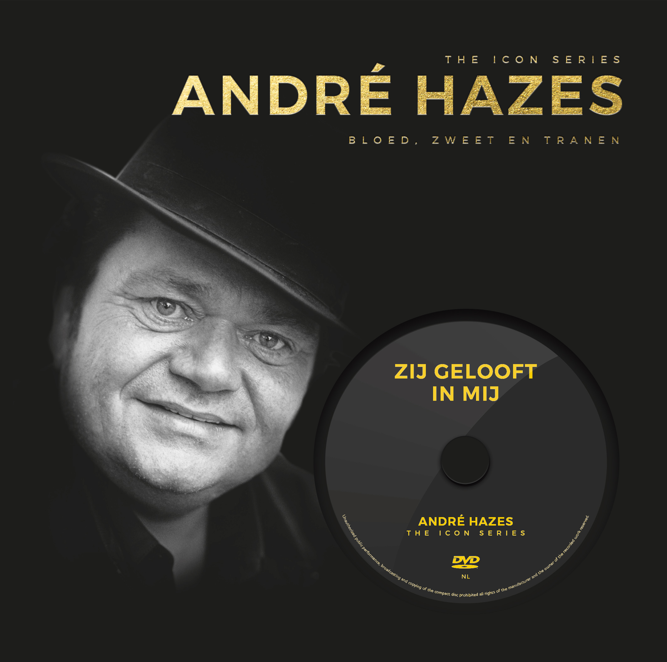 André Hazes - The Icon Series + DVD