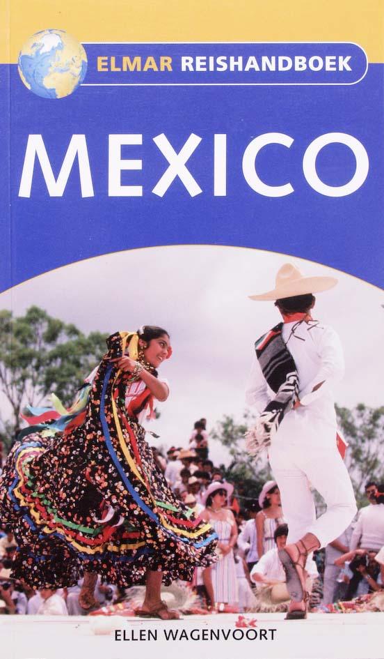 Reishandboek Mexico druk 4