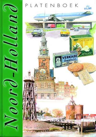 Platenboek Noord-Holland