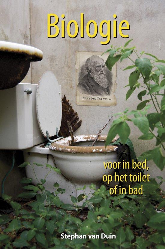 Voor in bed,toilet,bad Biologie
