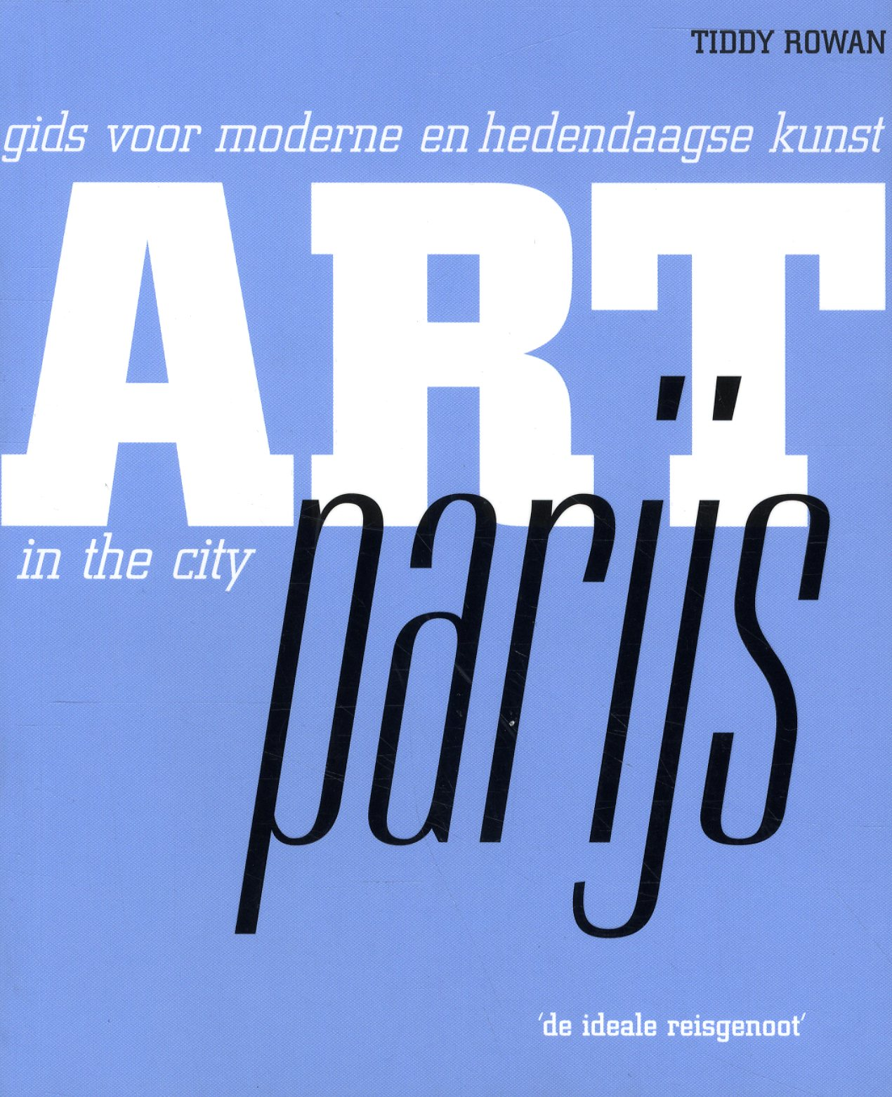 Art in the city Parijs