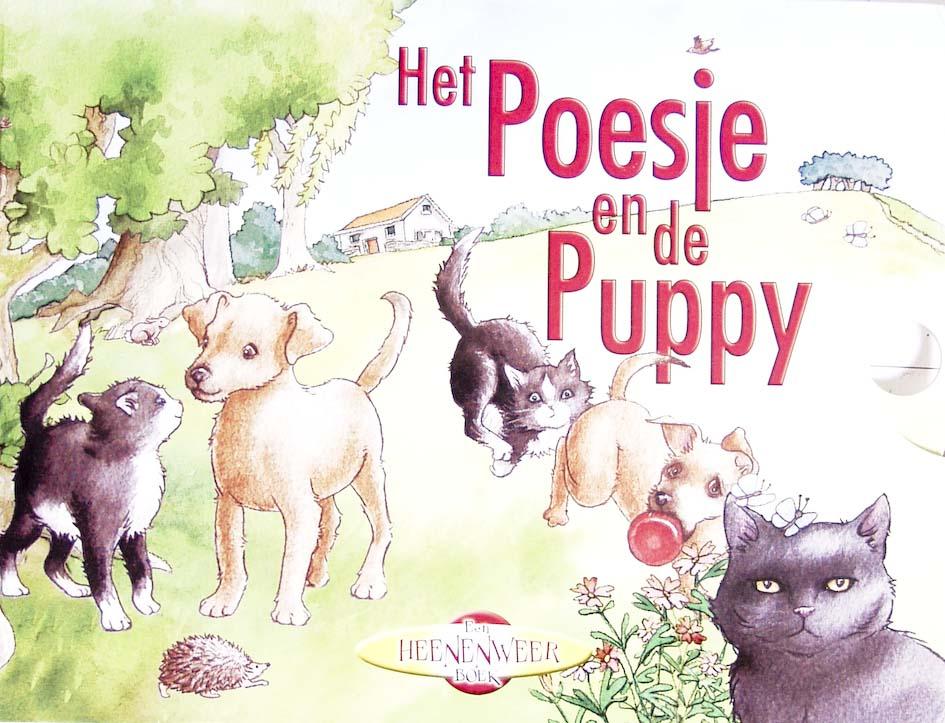 Heenenweer boek Poesje en de Puppy
