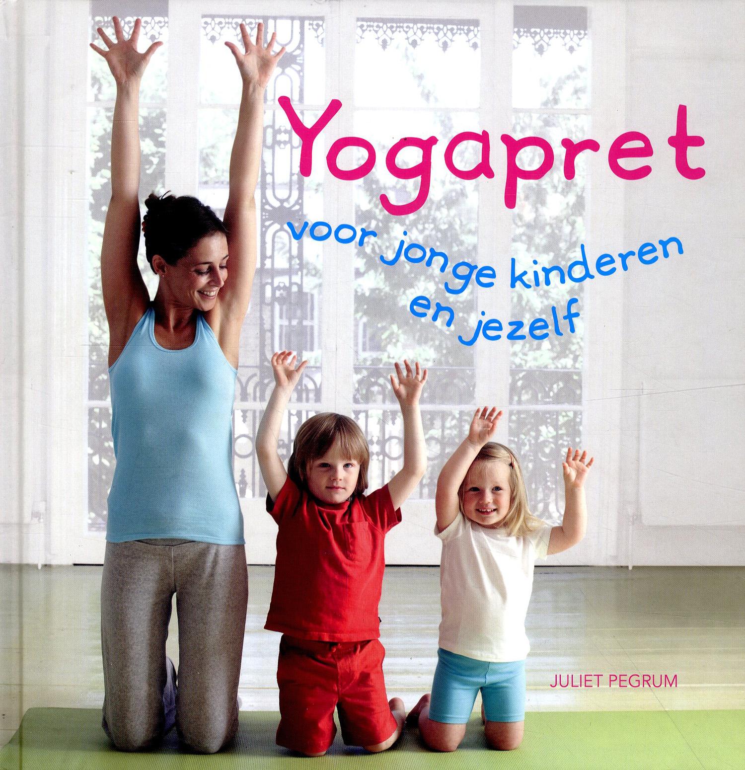 Yogapret, voor jonge kinderen
