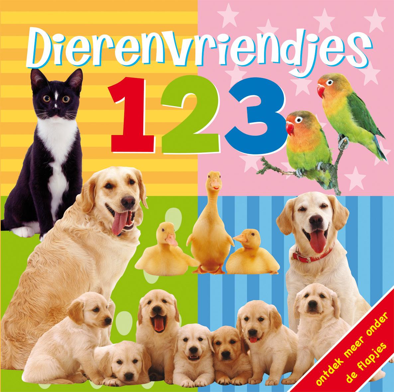Dierenvriendjes 123