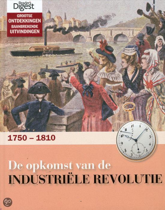 RD Opkomst vd industriele revolutie