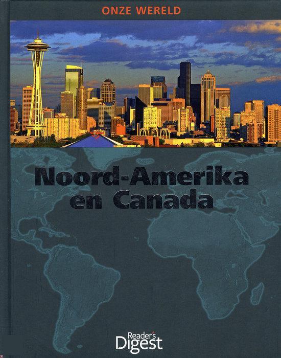 Noord-Amerika En Canada