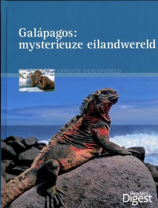 Galapagos: Mysterieuze Eilandwereld