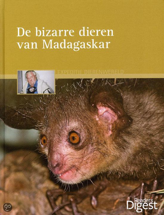 Bizarre dieren van Madagaskar