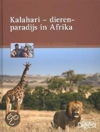 Kalahari-Dierenparadijs In Afrika