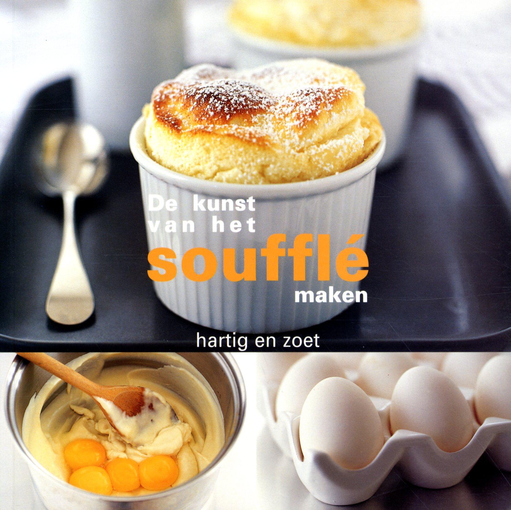 Kunst van het souffle maken