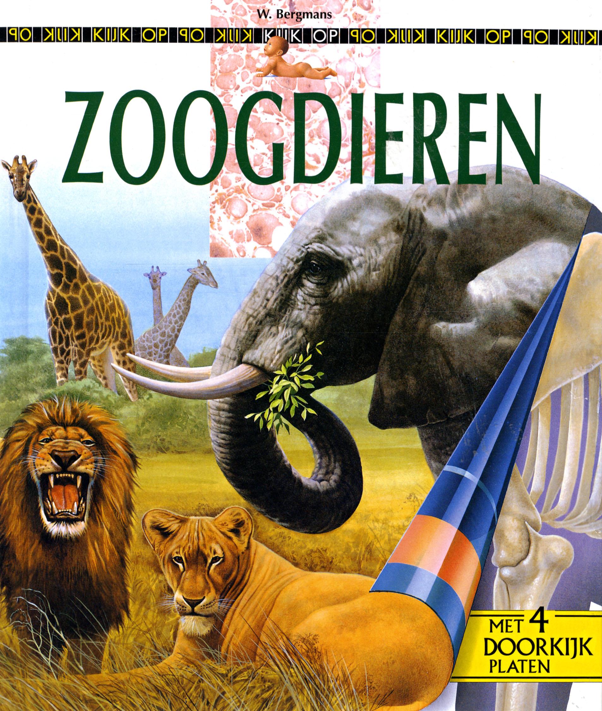 Kijk op ... De zoogdieren