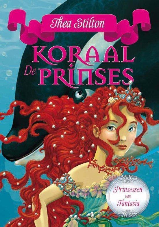Koraalprinses - Stilton