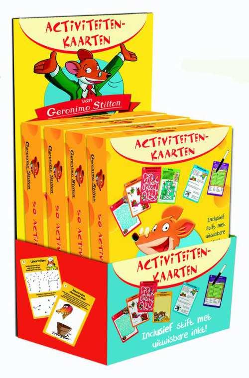 4 doosjes activiteitenkaarten Stilt